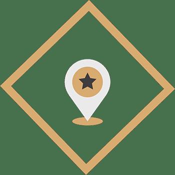 Icon für Kontaktinfos